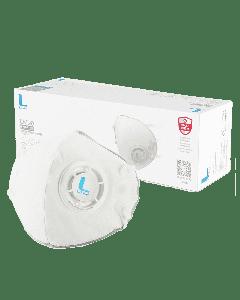LM99 Respirator Mask with Valve 10pcs