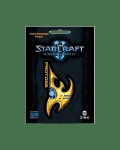 Starcraft II Sticker Pack