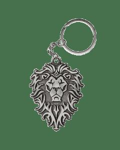 Alliance Logo Metal Keychain